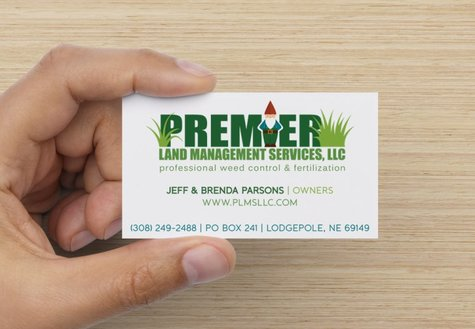 To Getting Noticed Over Your Compeion Here Is An Account I Just Finished The Branding For Premier Land Management Services Llc A Local Company